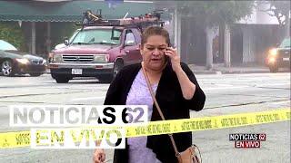 Violenta balacera en Inglewood – Noticias 62  - Thumbnail