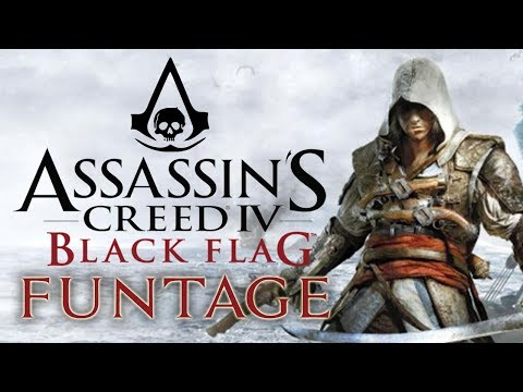 assassin's creed iv funtage