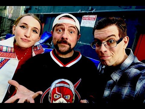 Meeting Kevin Smith 2018!!!