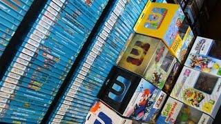 Video UPDATED World's biggest Wii U game collection MP3, 3GP, MP4, WEBM, AVI, FLV Desember 2018
