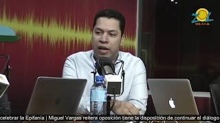 Jatzel Román comenta situación de Venezuela y Llamada de Diputado Juan Guiado desde Venezuela