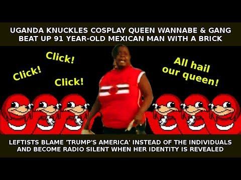 Alleged Racist Black Woman Laquisha Jones Beats-Up Rodolfo Rodriguez, Ruins Leftist Narrative