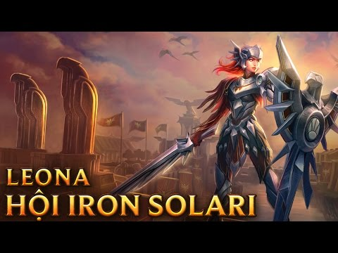 Leona Hội Iron Solari