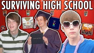 Video 7 SONGS THAT HELPED ME SURVIVE HIGH SCHOOL (GOOD LUCK) MP3, 3GP, MP4, WEBM, AVI, FLV Agustus 2018