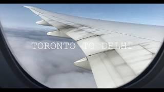 Download Lagu TRAVEL VLOG: FLYING TORONTO-DELHI AIR CANADA (not the best) Mp3