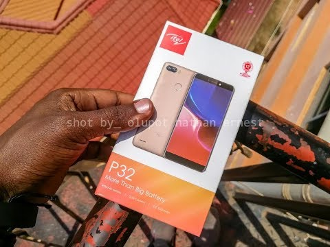 ITEL P32 UNBOXING AND QUICK REVIEW