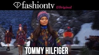 Tommy Hilfiger Fall/Winter 2014-15 | New York Fashion Week NYFW | FashionTV