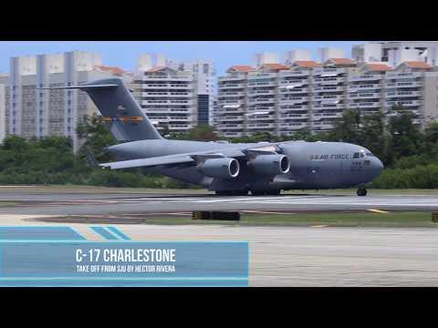 USAF  Boeing C-17A Globemaster...