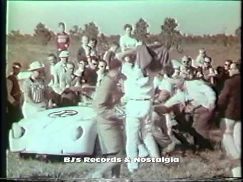Video CHECKERED FLAG. 1963 Auto Racing Film download in MP3, 3GP, MP4, WEBM, AVI, FLV January 2017