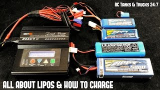Video How To Charge & Balance Lipo Batteries & What All The Numbers Mean MP3, 3GP, MP4, WEBM, AVI, FLV September 2019