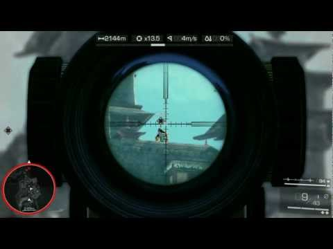 First ever gameplay video of soon to be released Sniper Ghost Warrior 2!Facebook: www.facebook.com/SniperGhostWarriorTwitter: www.twitter.com/sniperthegameComing on X360, PS3 and PC.
