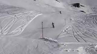 Vulpera Switzerland  city photos gallery : skiing in Scuol (Engadin,Swiss)