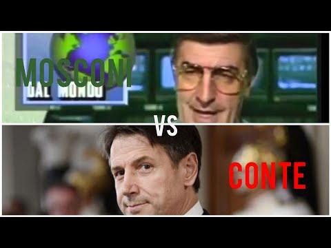 CONTE VS MOSCONI
