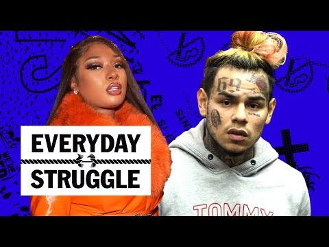 Megan Thee Stallion Wins Artist Of The Year, Lil Baby Robbed? 6ix9ine Finished?   Everyday Struggle