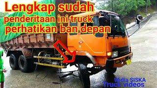 Video (Bikin Ngilu Perut)Truck Oren Overload ditanjakan ekstream sitinjau lauik.. MP3, 3GP, MP4, WEBM, AVI, FLV Juli 2019