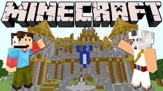Minecraft - Castle Siege