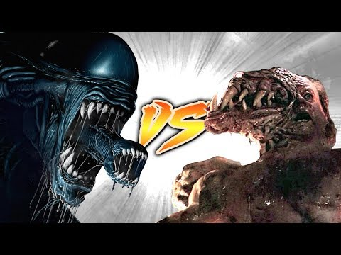 THE THING VS XENOMORPH [Who Would Win?]