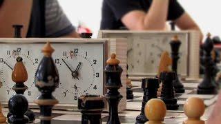 Letní šachování v MoravaCampu