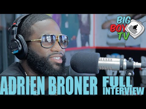 """Adrien Broner on Floyd Mayweather, """"Love And Hip-Hop"""", and more! (Full Interview) 