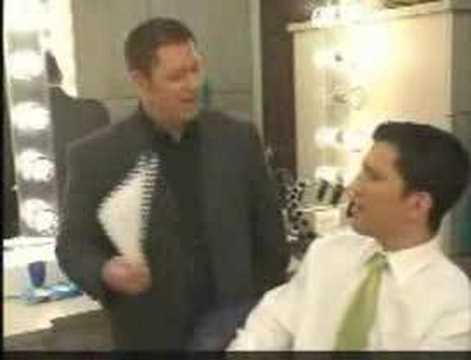 Paul Konrad & Pat Tomasulo behind the scenes vlog 2/20/08 Video