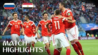 Video Russia v Egypt - 2018 FIFA World Cup Russia™ - Match 17 MP3, 3GP, MP4, WEBM, AVI, FLV Juli 2018