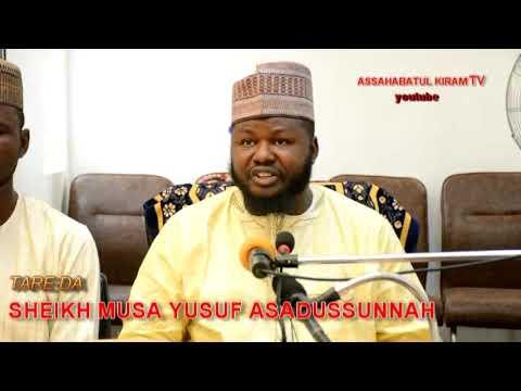 08. 2019 RAMADAN TAFSEER YAMMA sheikh musa yusf asadusunnah