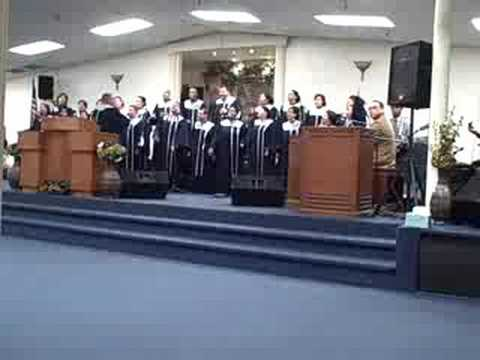 "Apostolic Tabernacle ""Oh, How I love the Name"""