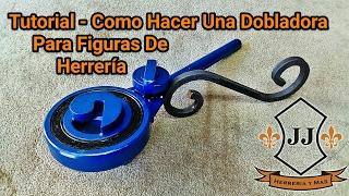 Video Tutorial - Como Hacer Una Dobladora Para Figuras De Herrería MP3, 3GP, MP4, WEBM, AVI, FLV Februari 2019