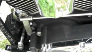 3. Harley Davidson Streetglide knocking engine