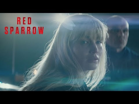 """Red Sparrow   """"Shocking and Seductive"""" TV Commercial   20th Century FOX"""