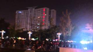 Deyang China  city images : Gece Dansi / Night Dance in Deyang , Sichuan , China