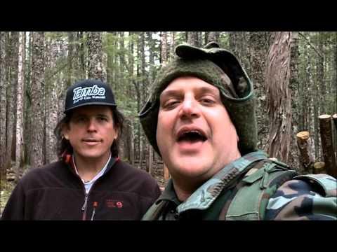 BOBO VISITS MT. HOOD AND THE MOUNTAINOUS DOJO (видео)