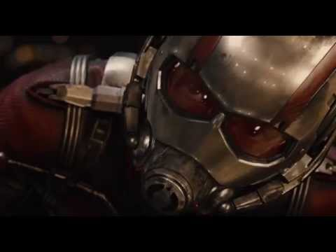 ant - man : trailer ufficiale