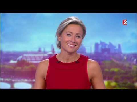 News Intro/Outro - France (France 2/France Télévisions)
