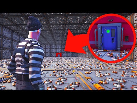 ESCAPE The TRAP Room To SURVIVE! (Fortnite) - Thời lượng: 15 phút.