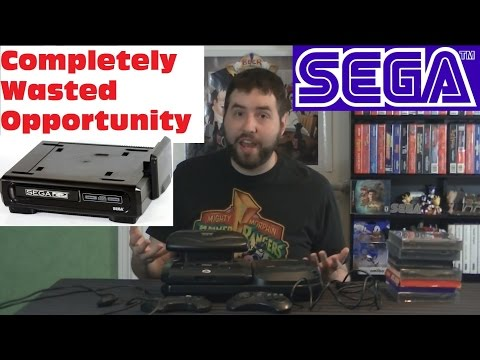 Sega CD (Mega CD) - Fourth VideoGame Generation Recap - Adam Koralik
