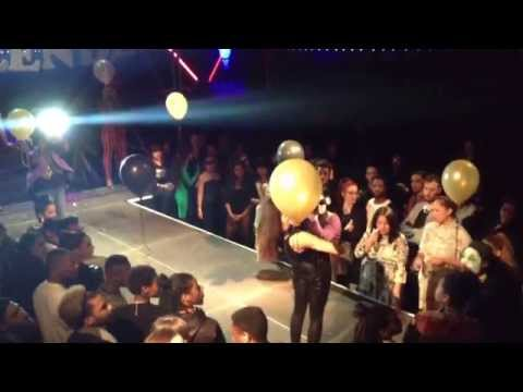 RUNWAY 10'S AXOO 007 @GOTHAM CITY BALL (видео)
