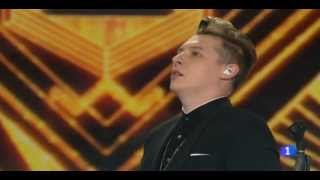 John Newman - Love me again LIVE in Spain/España