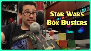What are Box Busters?  I show you some of the Star Wars Box Busters I've collected!  http://lockergnome.com/2017/07/21/star-wars-box-busters/Behind the Scenes (our family videos) ► http://GeekFamilyFun.com/New Live Broadcasts ► http://ChrisPirillo.com/Subscribe to Chris Pirillo! ► http://bit.ly/SubChrisPirilloGalaxaar!  ► https://www.facebook.com/groups/galaxaar/http://entreprenerdy.com/FOLLOW US ON SOCIALInstagram: https://instagram.com/ChrisPirillo https://www.instagram.com/dianapirilloTwitter: https://twitter.com/ChrisPirillo https://twitter.com/dianapirilloFacebook: https://www.facebook.com/chrispirillo https://www.facebook.com/dianaLpirilloChris & Diana Pirillo 1420 NW Gilman Blvd #2543Issaquah, WA 98027Yes, our daughter's name is Jedi ► http://go.tagjag.com/jedipirilloWhere's the logo on your computer? ► http://go.tagjag.com/applelogoMY COMPLETE STAR WARS FIGURE COLLECTION ► https://youtu.be/GIHPEtO6ci0Here's how we get FREE Gift Cards on iOS & Android: http://go.tagjag.com/freepoints http://go.tagjag.com/freeapps