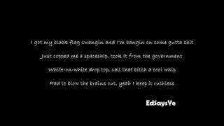 Get em up - Ace Hood (with Lyrics)