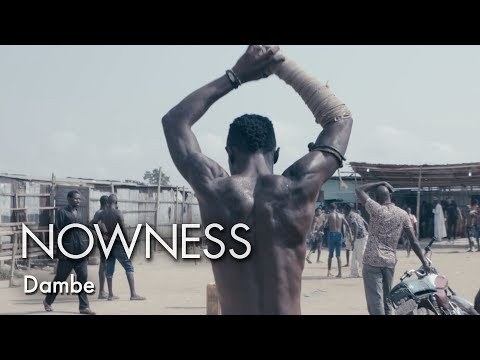 Blood, sweat and bandages in Nigerian street boxing