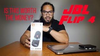 JBL Flip 4 review            (Walmart bought)