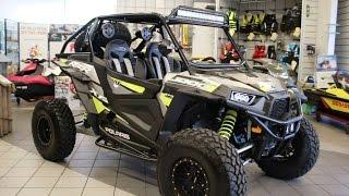 6. Custom Polaris RZR 1000 Fox Edition UTV | RideNow Chandler AZ (480) 503-3333