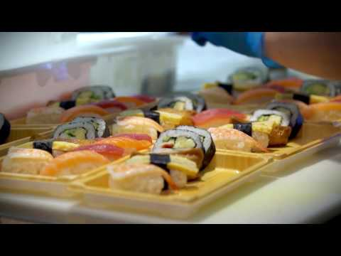 Sushi-Sushi is looking for Franchise Partners to Join the Obsession