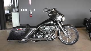 7. 684789   2007 Harley Davidson Road King   FLHR