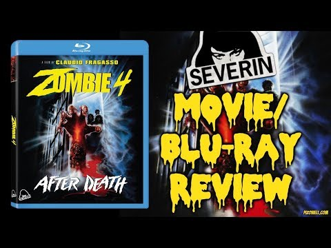 ZOMBIE 4: AFTER DEATH (1989) - Movie/Blu-ray Review (Severin Films)