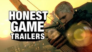 METAL GEAR SURVIVE (Honest Game Trailers)