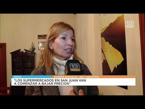 """Sandra Barceló: """"Estamos a la expectativa por los anuncios del presidente porque no nos han explicado nada"""""""