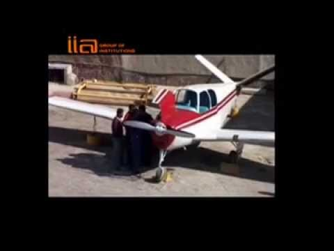 IIA Group of Institutions. 33 years of creating world class #Aircraft Maintenance #Engineers
