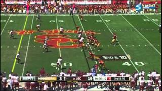 Robert Woods vs Arizona State, Colorado, Minnesota, Arizona (2011)